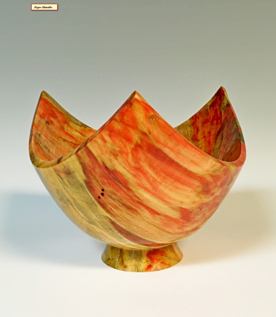 Box Elder 3 Cornered Bowl