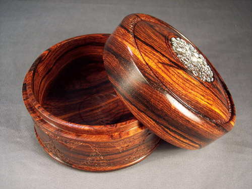 Cocobolo Box