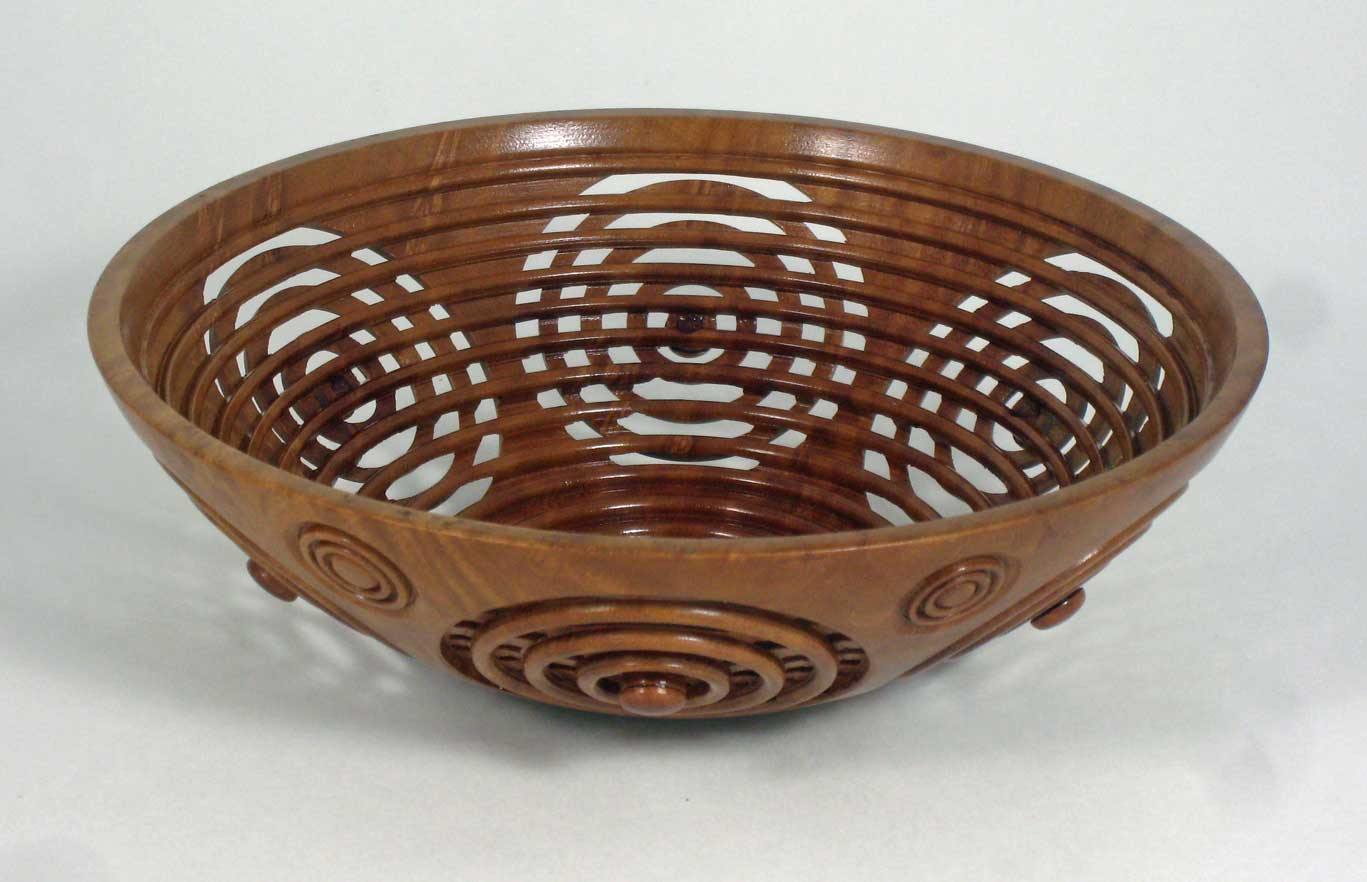 Filigree Bowl