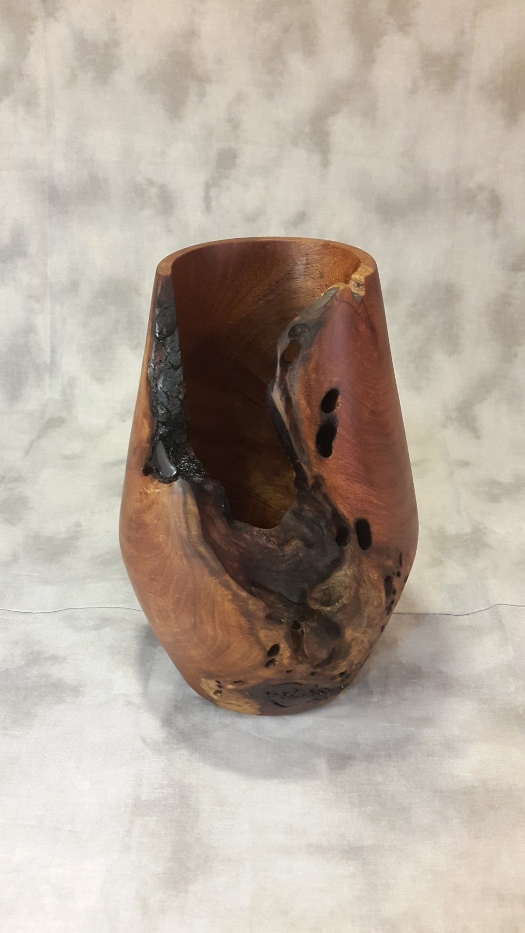 Mesquite Hollow Form