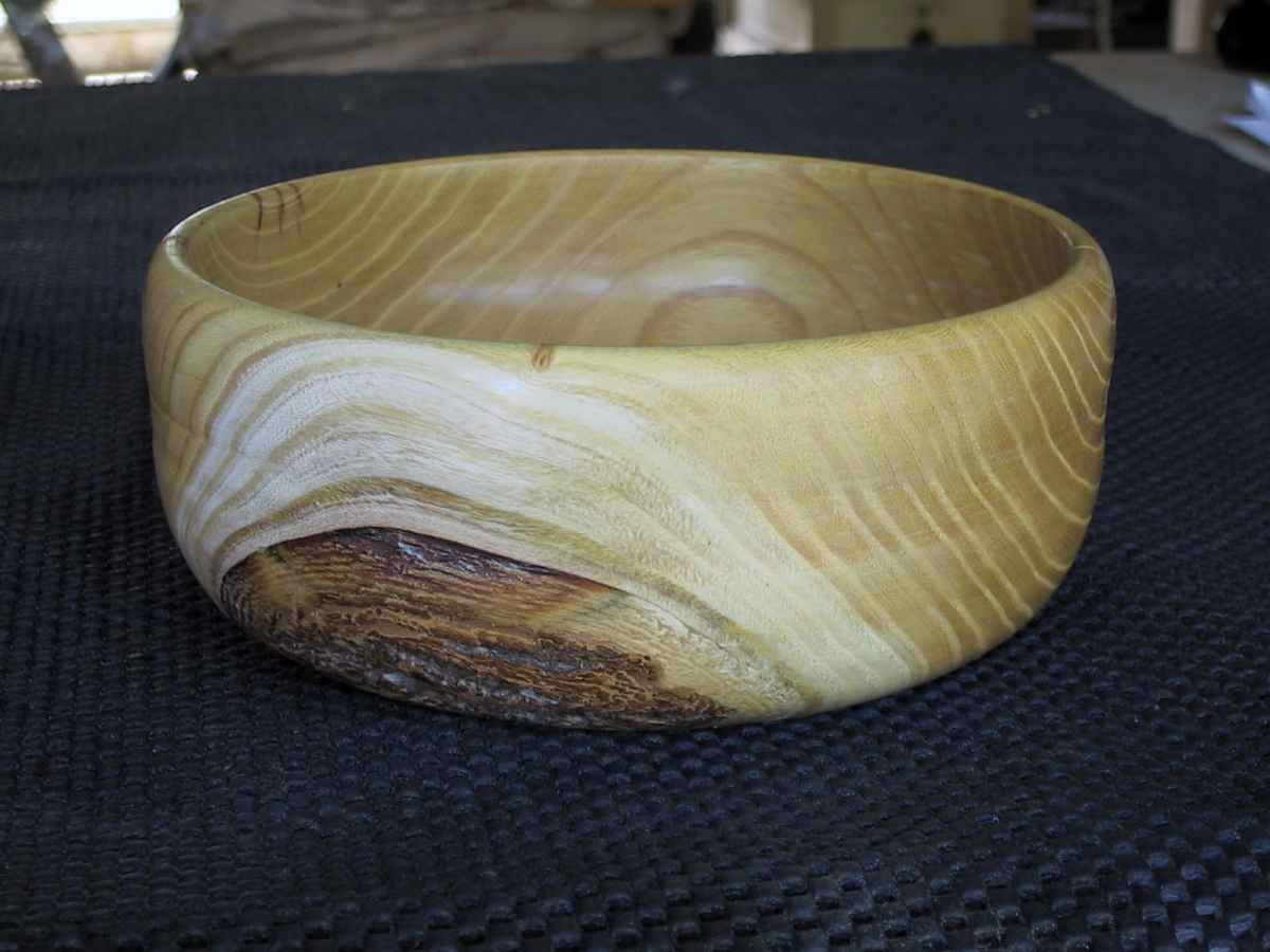 Mulberry bowl